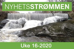 Read more about the article NyhetsStrømmen: Nyheter om Strømmen i uke 16-2020 (13.-19. april)