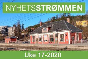 Read more about the article NyhetsStrømmen: Nyheter om Strømmen i uke 17-2020 (20.-26. april)