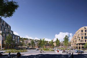 Read more about the article Forslaget for Strømmen stasjon vekker følelser hos strømlinger