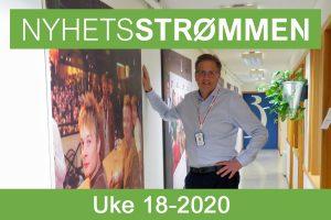 Read more about the article NyhetsStrømmen: Nyheter om Strømmen i uke 18-2020 (27/4 -3/5)