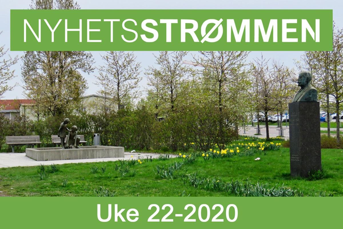 You are currently viewing NyhetsStrømmen: Nyheter om Strømmen i uke 22-2020 (25. – 31. mai)