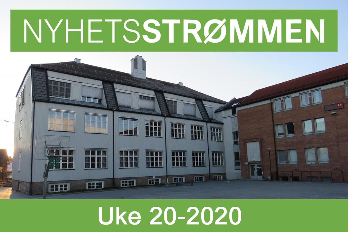 You are currently viewing NyhetsStrømmen: Nyheter om Strømmen i uke 20-2020 (11. – 17. mai)