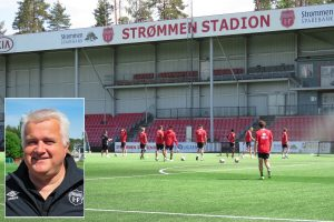 Read more about the article Åpnes for 200 tilskuere på Strømmen stadion – sesongkortene går unna
