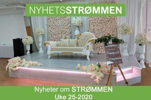 Read more about the article NyhetsStrømmen: Nyheter om Strømmen i uke 25-2020 (15. – 21. juni)