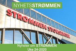 Read more about the article NyhetsStrømmen: Nyheter om Strømmen i uke 24-2020 (8. – 14. juni)