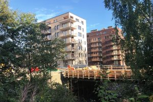 Read more about the article Ny bru over Sagelva – «Sidesporet» (bildereportasje)