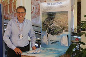 Read more about the article Hva ønsker folk seg på Strømmen? Vi ble med til ønskebrønnen