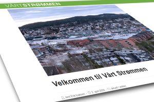 Read more about the article Vårt Strømmen: Et tilbakeblikk på seks måneder med Strømmen-nettmagasin