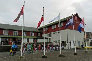 Read more about the article Se bildene: To lag med alt å vinne – delte poengene på Strømmen stadion