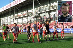 Read more about the article – Kom og se morsom fotball på Strømmen stadion