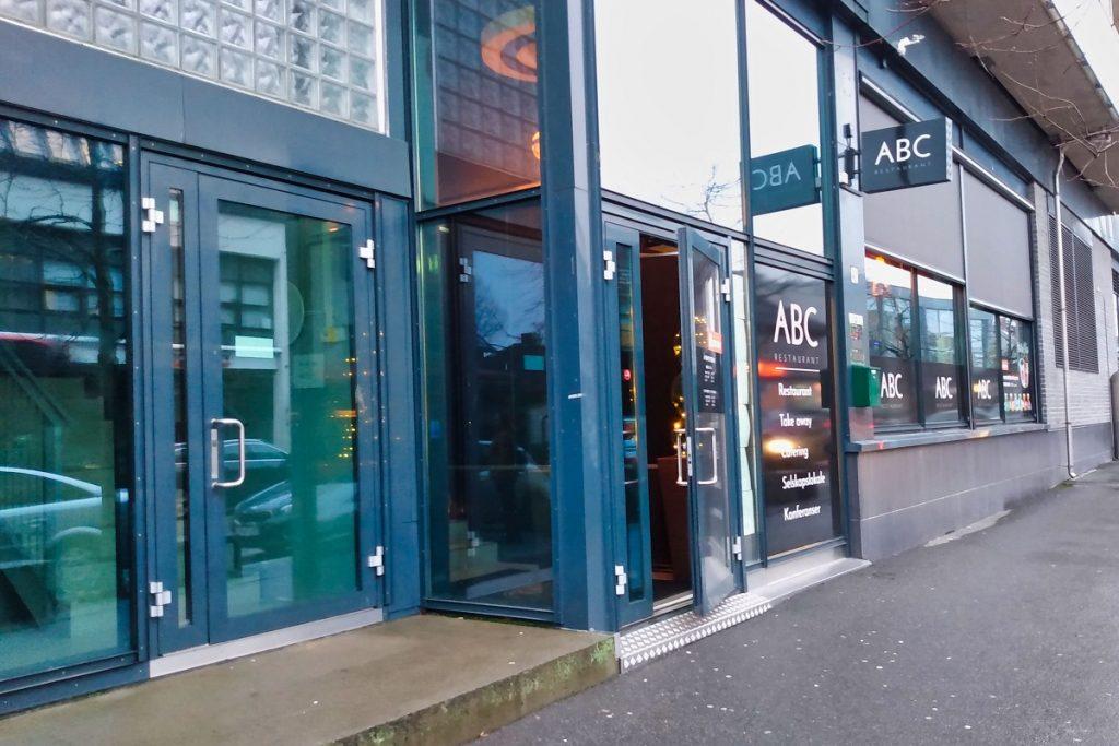 ABC Restaurant, Strømsveien 47 Strømmen. Foto: Vårt Strømmen, vartstrommen.no.