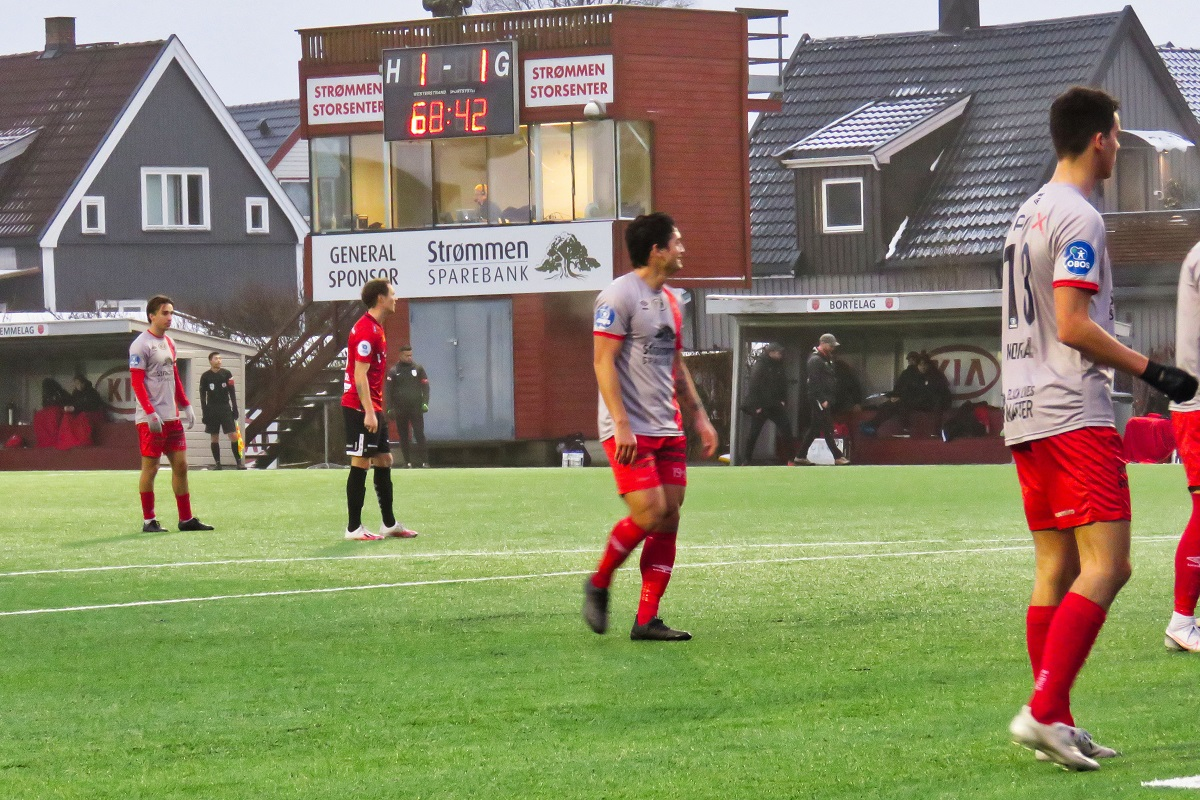 You are currently viewing Strømmen IF er klare for 12. sammenhengende sesong i OBOS-ligaen