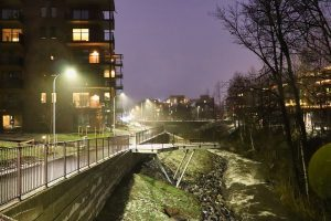 Read more about the article Strømmen i forandring – innflyttingen har startet i Sidesporet (se bilder)