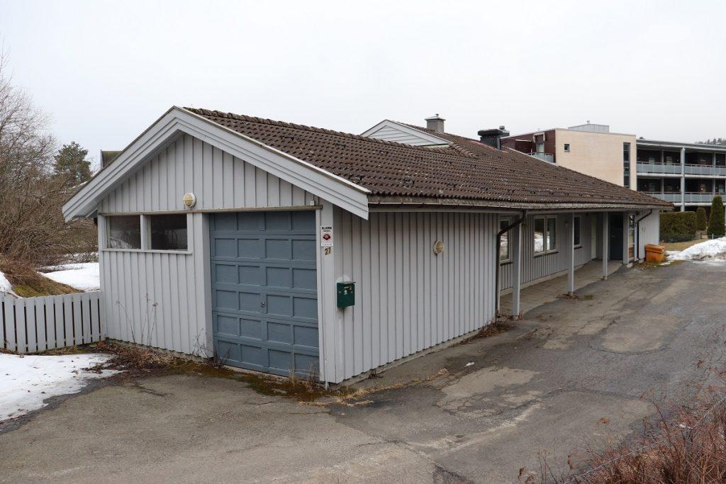 Strømmen Ungdomsklubb. Møteplass i Skogveien 27. Foto: Vårt Strømmen, vartstrommen.no.