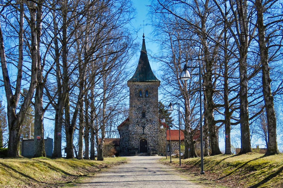 You are currently viewing Strømmen menighet: Digitalt påskeprogram og korsveisvandring
