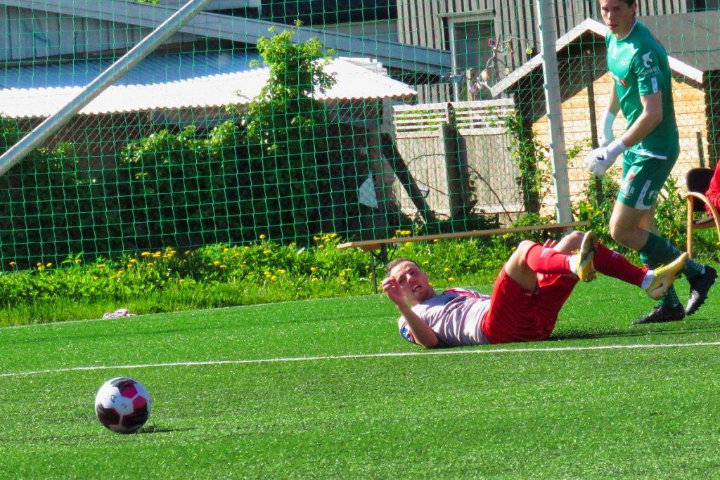 Strømmen IF - Ranheim Fotball på Strømmen stadion, OBOS-ligaen 2021. Foto: Vårt Strømmen, vartstrommen.no.