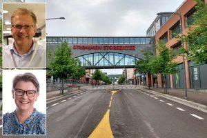 Read more about the article Gjenåpning av butikker og kjøpesentre – Vi er veldig glade og fornøyde