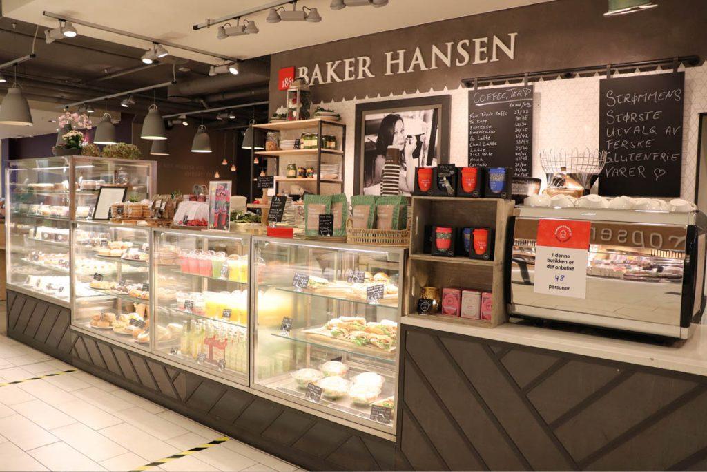 Annonsørinnhold / annonse: Strømmen Storsenter - spisesteder - Baker Hansen
