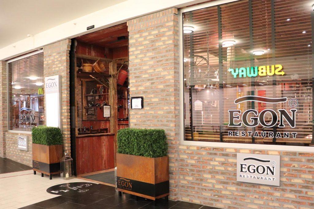 Annonsørinnhold / annonse: Strømmen Storsenter - spisesteder - Egon restaurant