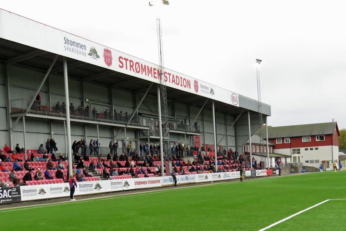 You are currently viewing Tre hjemmekamper og kanskje en «bortekamp» på Strømmen stadion i juli