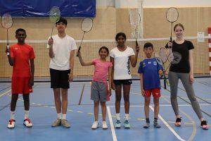 Read more about the article Strømmen Badmintonklubb tilbyr en uke gratis sommerskole i Slorahallen