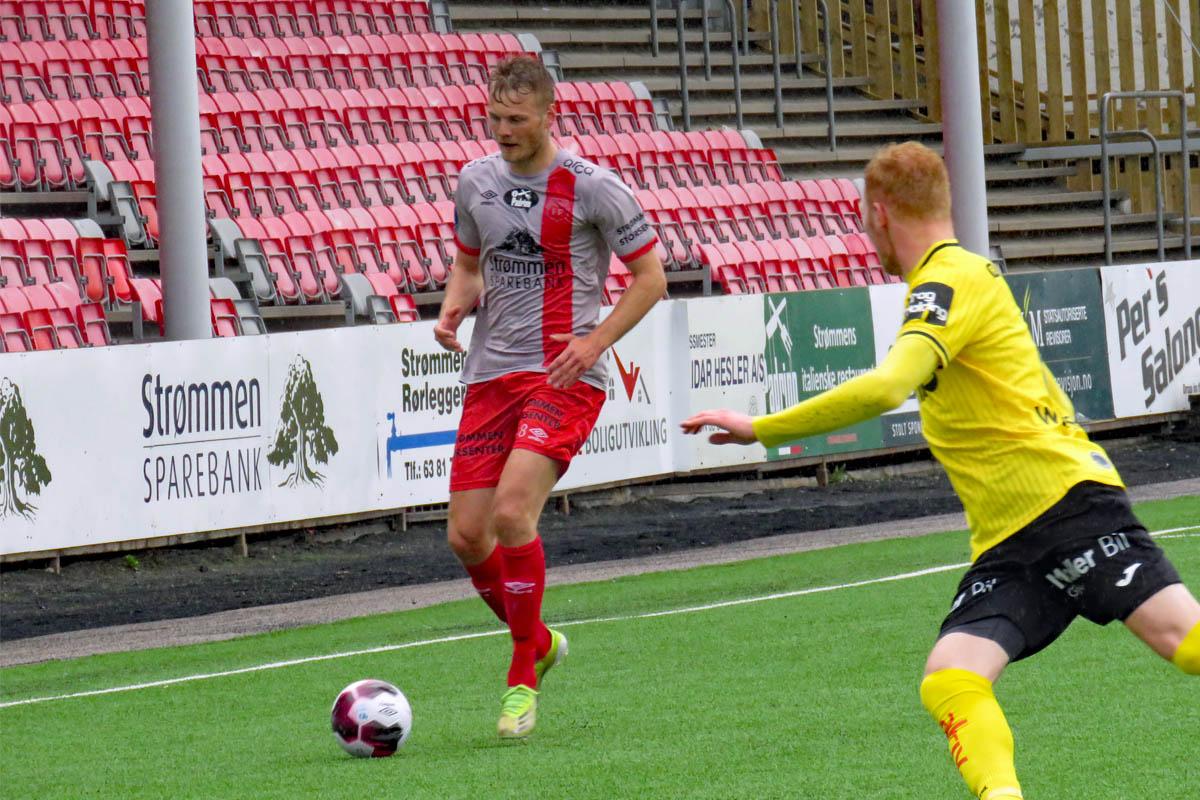 You are currently viewing Videre i cupen – Strømmen IF møter Kongsvinger i 2. runde