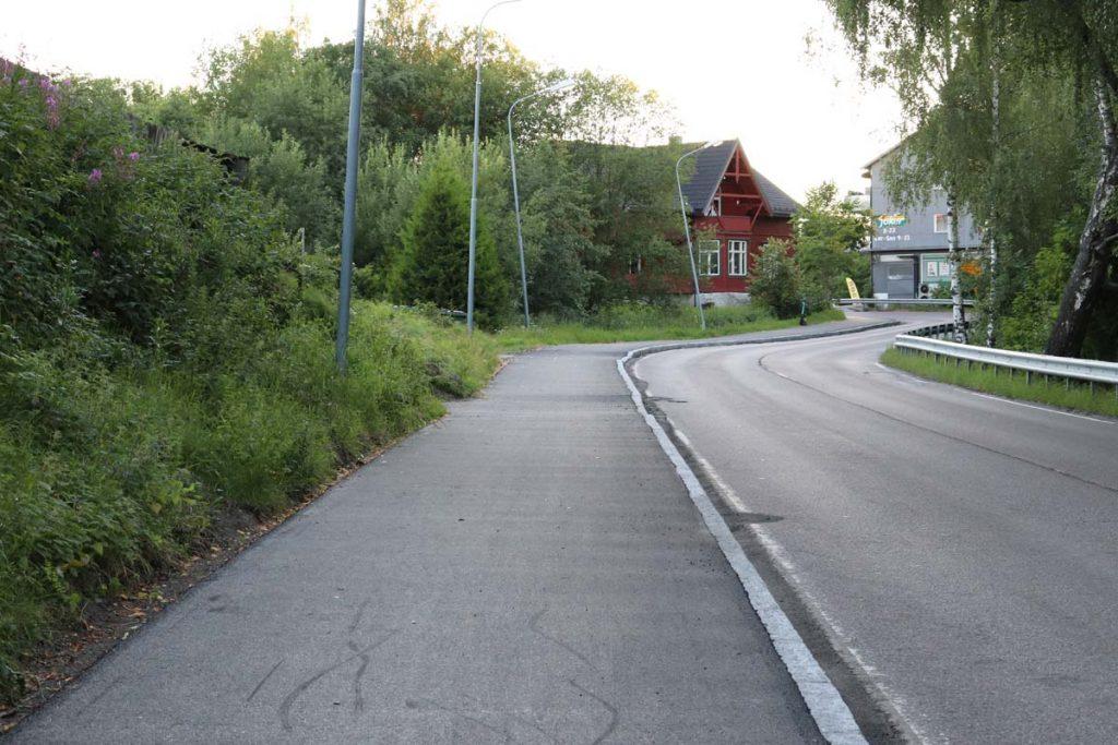 Strømmen i bilder: Sagdalen, Strømsveien, Lillestrøm Nitelva- Foto: Vårt Strømmen, vartstrommen.no.