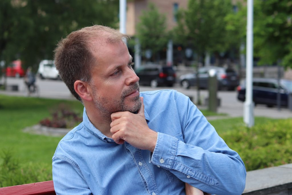 Strømlingen. Fotograf Ronny Østnes fra Strømmen. Foto: Vårt Strømmen, vartstrommen.no.