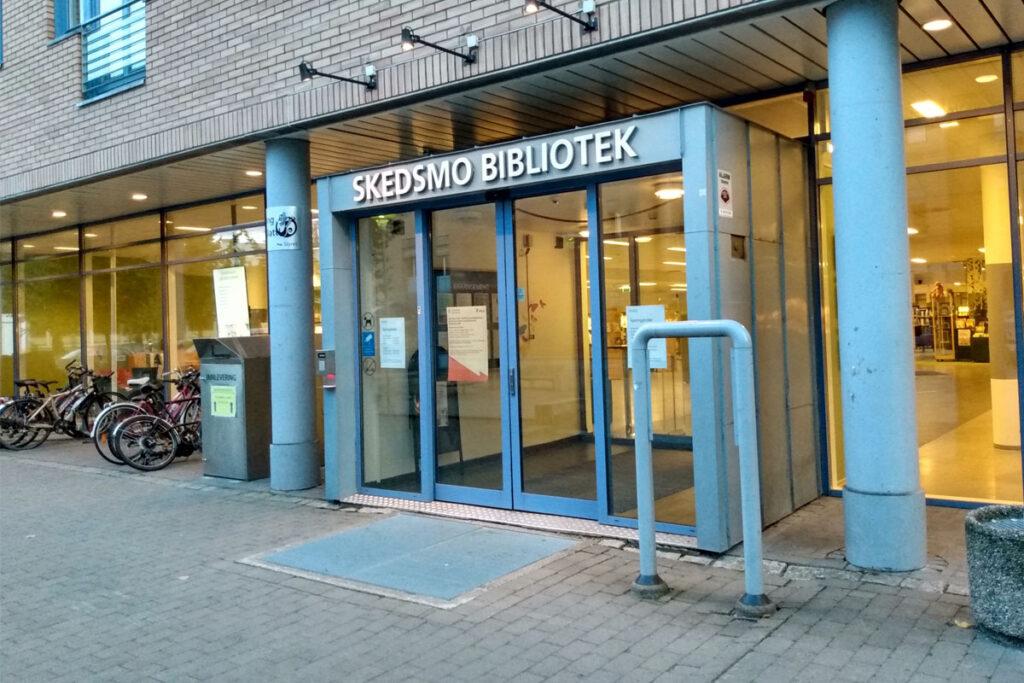 Strømmenkvelden 2021: Arrangement Strømmen bibliotek. Strømmen Vel og Sagelvas Venner. Foto: Vårt Strømmen, vartstrommen.no.