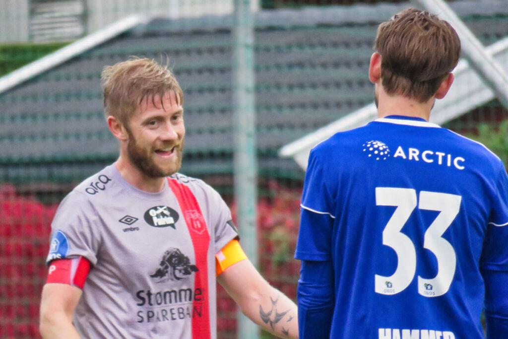Strømmen IF - KFUM i OBOS-ligaen 2021. Fotball på Strømmen stadion. Foto: Vårt Strømmen.