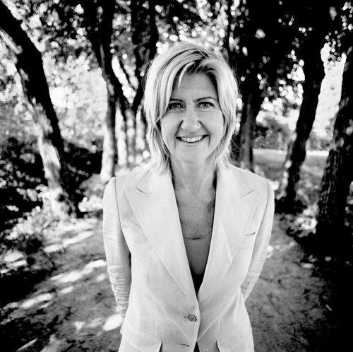 Portrett: Artist Anne Grethe Preus. Foto: Ronny Østnes.